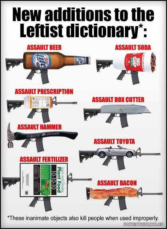 """""""Assault Weapons"""""""
