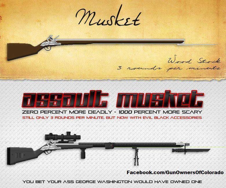 Assault Musket