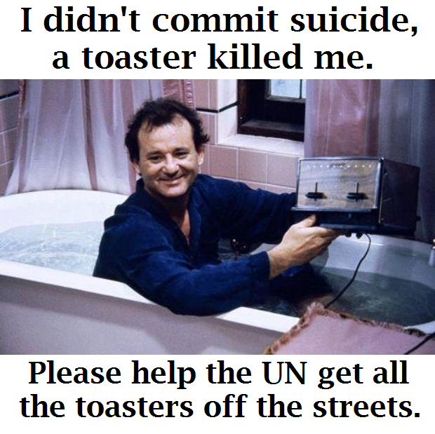 Ban Toasters