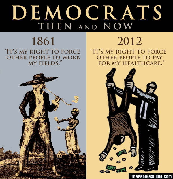 Democrats Then & Now