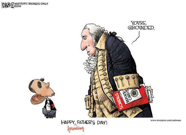 Happy (Founding) Fathers' Day