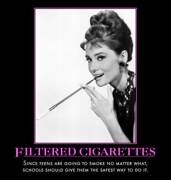Filtered Cigarettes