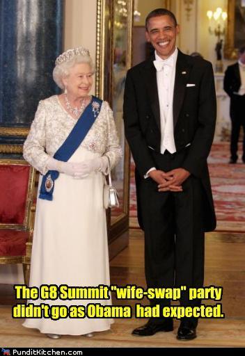 G8 Wife Swap