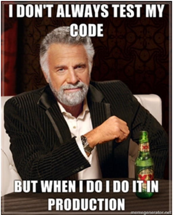 The Most Interesting Man on Software Development