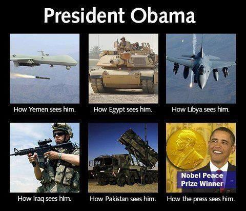 Obama: How They See Him
