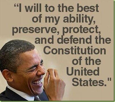 Obama Oath