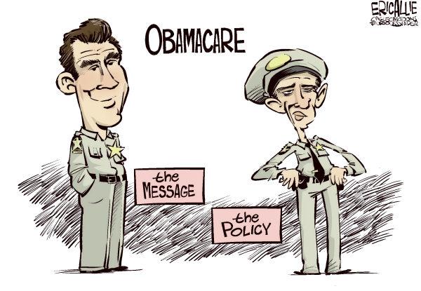 Obamacare Messaging