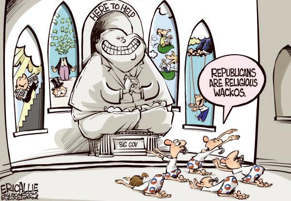Religious Wackos